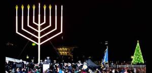 National Menorah Lighting